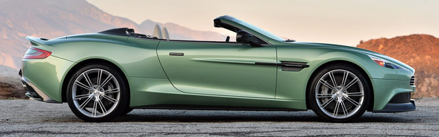 2014 Aston Martin Vanquish Volante Autoblog