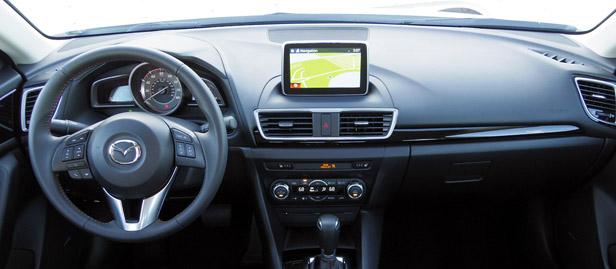 2014 Mazda3 Sedan [w/video] - Autoblog
