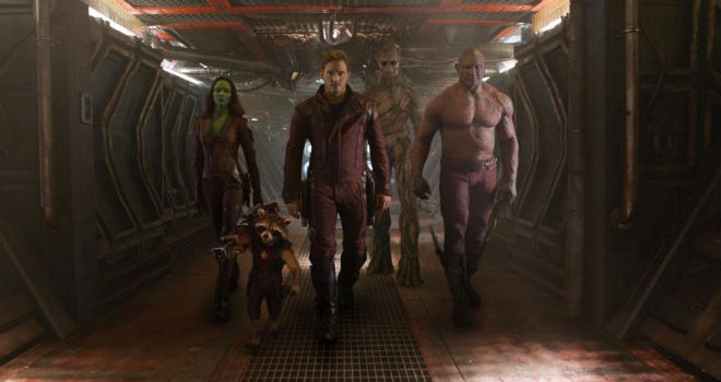 meet the guardians of the galaxy
