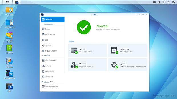 Synology NAS 作業系統 DiskStation Manager 5.0 正式版現已釋出