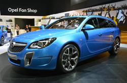 2014 Opel Insignia debut at the Frankfurt Motor Show
