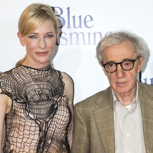 Cate Blanchett Woody Allen Blue Jasmine Oscars