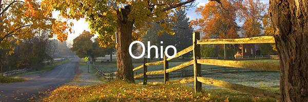 Ohio Fall Foliage Drive