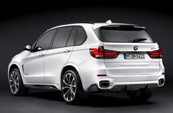 BMW X5 with BMW M Performance Parts