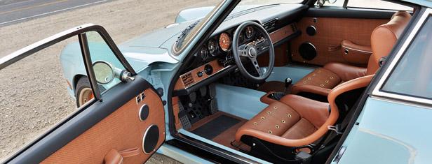 Porsche 911 Reimagined by Singer