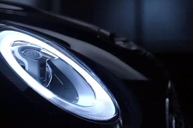 【ビデオ】来週お披露目される新型「MINI」のティーザー映像!