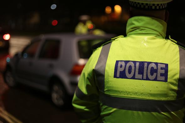 Police drink-drive crackdown
