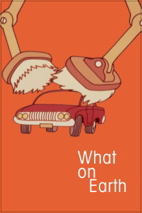 What On Earth cover