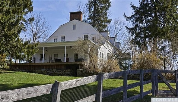 Timothy Hutton house Hudson Valley