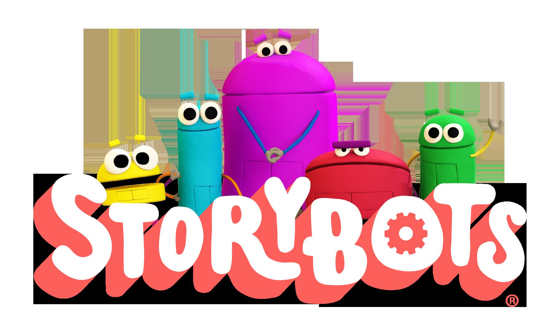 Image result for storybots logo