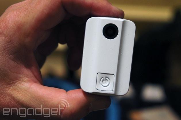 meMini 佩戴式相機讓你不錯過生活中的精彩瞬間