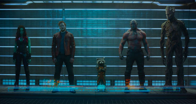 2014 movies guardians of the galaxy