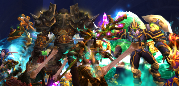 Wow prot warrior xmog