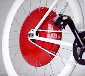 Superpedestrian smart wheel