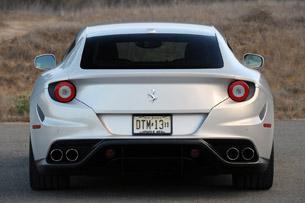 2013 Ferrari FF rear view