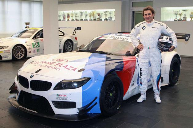 両足切断のレーサー、アレッサンドロ・ザナルディがレースに復帰!