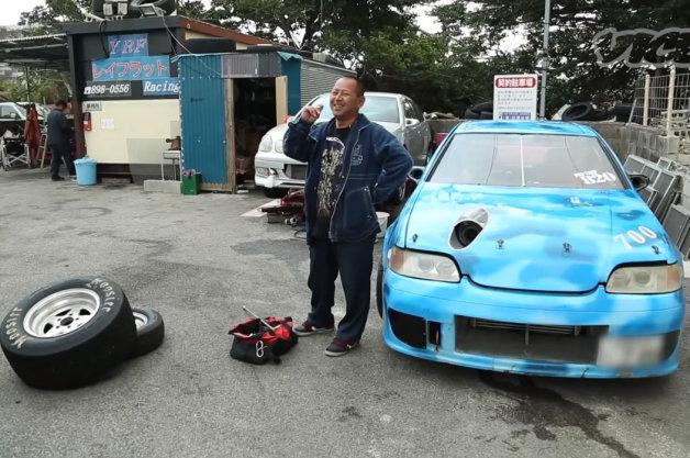 【ビデオ】深夜にストリートレース! 沖縄の走り屋を追ったドキュメンタリー