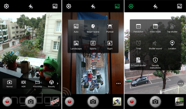 Oppo N1 review: a cameraphone that puts selfies first