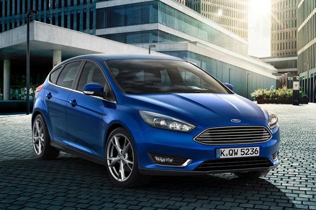 フォード、新デザインに新エンジン・新機能を搭載した「フォーカス」を発表!