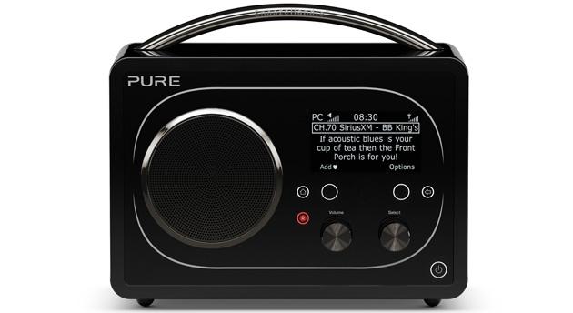 Pure Evoke F4 radio