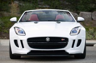 Elegant ... 2014 Jaguar F Type V8 S ...
