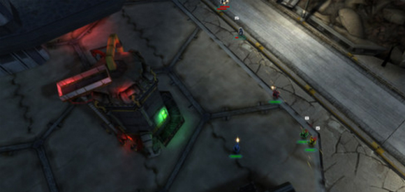 Line of Defense Tactics screenshot