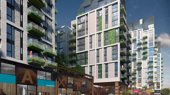 Canning Town development to help first-time buyers