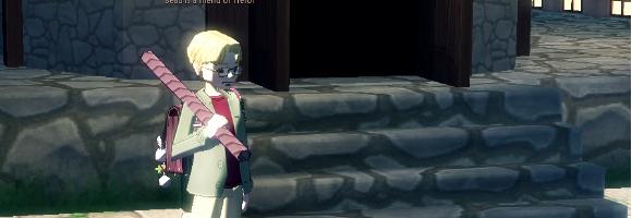 Mabinogi screenshot
