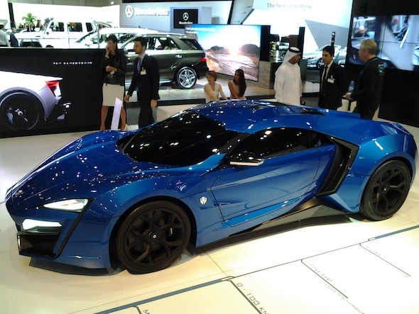 First Arabian 'hypercar' manufacturers to set up factory in UAE next