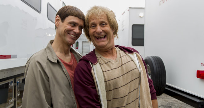 Dumb and Dumber to release November 2014