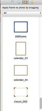 PCM Frames Panel