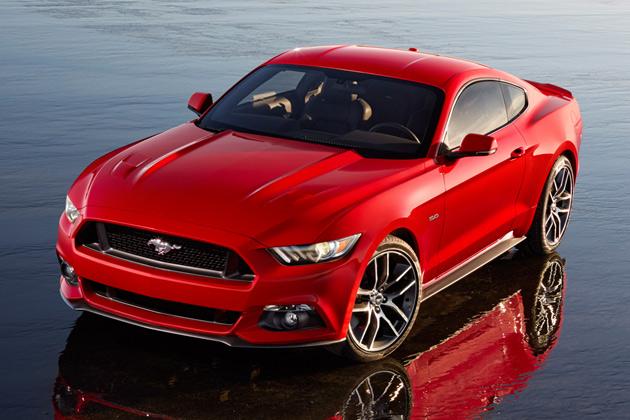 フォード、次期型「マスタング」の画像と概要を発表!