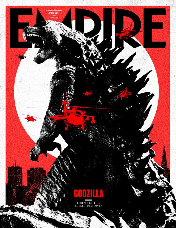 empire godzilla cover