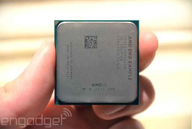 AMD 在台灣發表 Kaveri APU