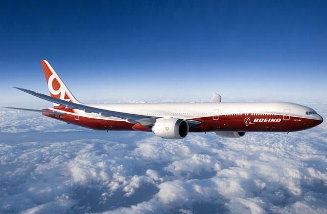 波音 777X 系列公佈,重點是新機翼設計和承襲自 787 的機身材料(影片)