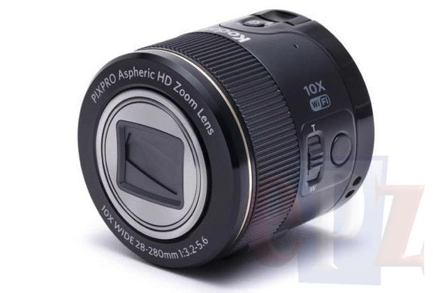 也推鏡頭相機!Kodak 發表 Smart Lens 相機系列,備有 10x 與 25x 雙版本