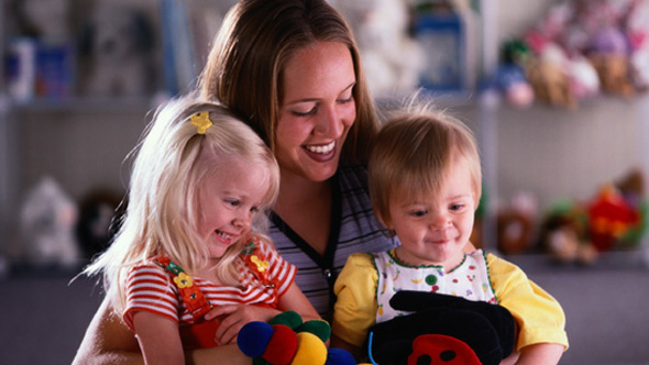 Childcare costs price parents out of the job market