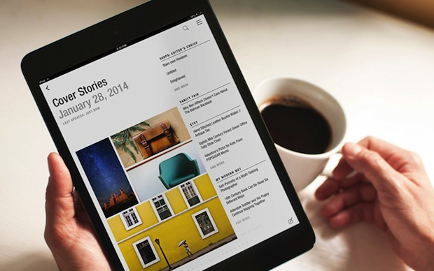 Flipboard 的 Cover Stories 將會學懂基於用戶習慣來選取新聞(影片)