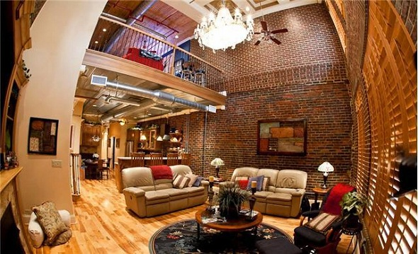 b6c5a3fb Tennessee Titans-Themed Home For Sale: Nashville's Ultimate 'Fan ...