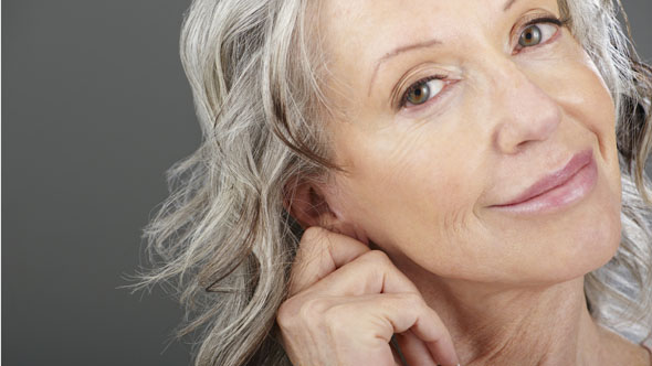 care for grey hair