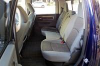 2013 Ram 1500 rear seats
