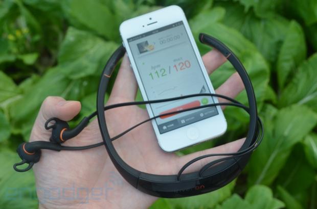Iriver On 智慧藍牙運動耳機動手玩,可成為健康的小幫手