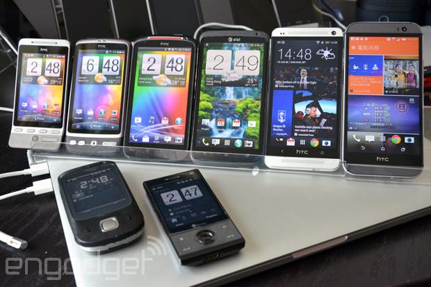 倒带人生:HTC Sense