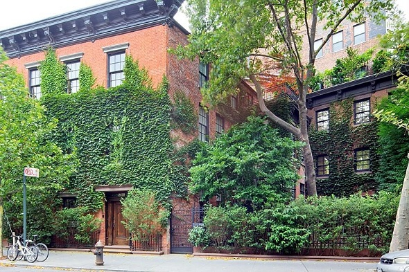 Annie Liebowitz home NYC
