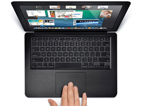 black macbooks