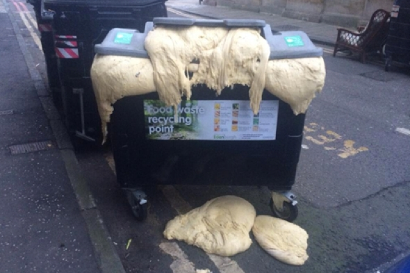 pizza-dough-expanding-papa-johns-bin-edinburgh
