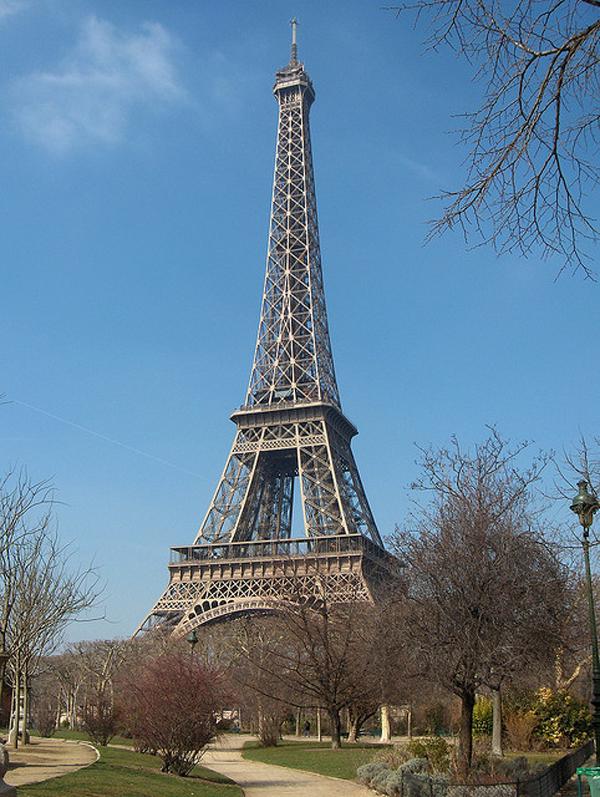 An Eiffel Tower