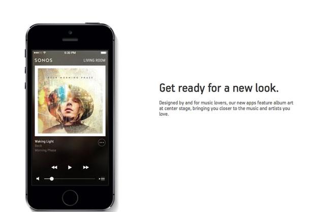 全新 Sonos 控制应用让你可以在多項串流服务中搜索音乐