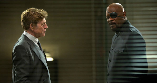 robert redford samuel l jackson captain america the winter soldier