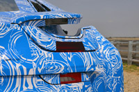 2014 BMW i8 Prototype taillight